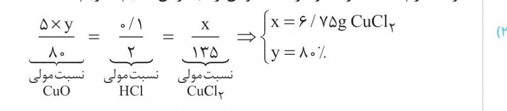 تکنیک محاسبات سریع ریاضی در شیمی