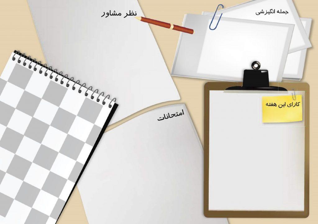 آنالیز دقیق دفتر برنامه ریزی